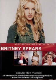 Britney Spears: Music Box Biographical Collection