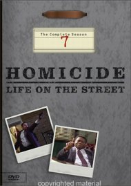 Homicide: Life On The Street - The Complete Season 7