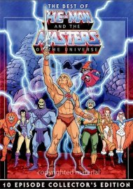 Best Of He-Man And The Masters Of The Universe, The