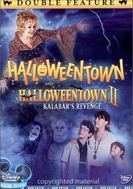 Halloweentown / Halloweentown II:  Kalabars Revenge