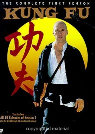Kung Fu: The Complete Seasons 1-3