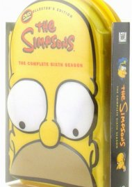 Simpsons, The: The Complete Sixth Season (Homer Collectible Packaging)