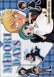 Midori Days: Handle With Care - Volume 3