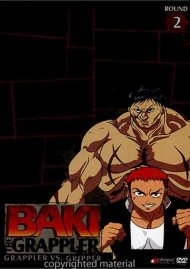 Baki The Grappler: Round 2 - Grappler Vs. Gripper