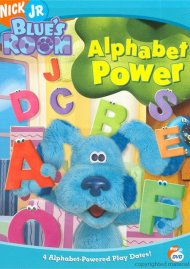 Blues Clues: Blues Room - Alphabet Power