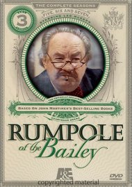 Rumpole Of The Bailey: The Complete Seasons Five, Six and Seven