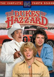 Dukes Of Hazzard: The Complete Fourth Season