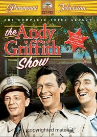 Andy Griffith Show, The: The Complete Third Season