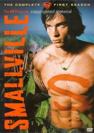 Smallville: The Complete Seasons 1 - 4