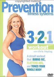 Prevention Fitness Systems: The 3, 2, 1 Workout