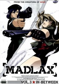 Madlax: Volume 3 - The In-Between