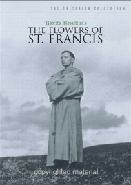 Flowers Of St. Francis, The: The Criterion Collection