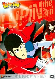 Lupin The 3rd: Volume 11 - From Moscow With Love