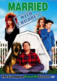 Married With Children: The Complete Fourth Season