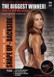Jillian Michaels The Biggest Winner!: Shape Up - Backside