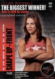 Jillian Michaels The Biggest Winner!: Shape Up - Front