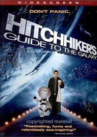 Hitchhikers Guide To The Galaxy, The (Widescreen)
