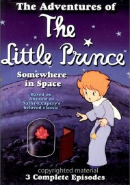 Adventures Of The Little Prince, The:  Somewhere In Space
