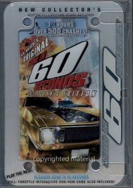 Gone In 60 Seconds: Collectors Edition (1974)