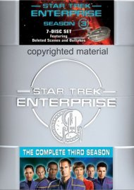 Star Trek: Enterprise - The Complete Third Season