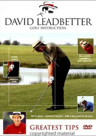 David Leadbetter: Greatest Tips