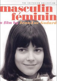 Masculin Feminin: The Criterion Collection