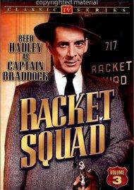 Racket Squad:  Volume 3 (Alpha)