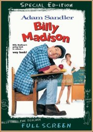 Billy Madison: Special Ed-ition (Fullscreen)