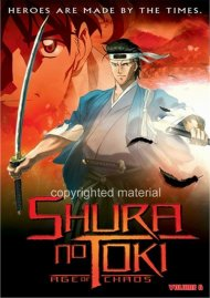 Shura No Toki: Age Of Chaos - Volume 6