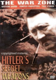 War Zone, The: Hitlers Secret Weapons