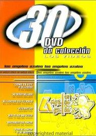 Los Angeles Azules: 30 DVD De Coleccion