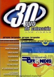 Grupo Bryndis: 30 DVD De Coleccion
