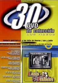 Homero Guerrero Jr. / Luis Y Julian: 30 DVD De Coleccion