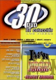 Iman / Javier Molina / Albert Zamora: 30 DVD De Coleccion
