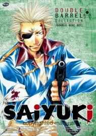 Saiyuki: Double Barrel Collection 5