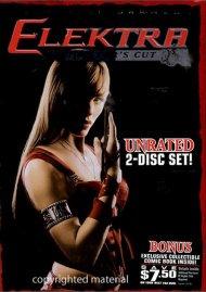 Elektra: Unrated Directors Cut