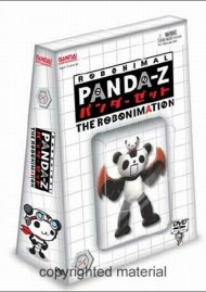 Panda-Z: The Robonimation - Volume 1 (with Action Figure)