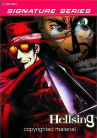 Hellsing: Volume 3 - Search And Destroy - Signature Series