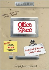 Office Space: Special Edition With Flair! (Fullscreen)