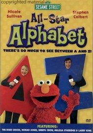 Sesame Street: All Star Alphabet