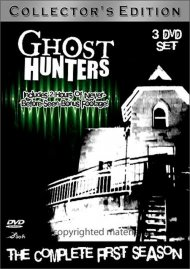 Ghost Hunters: Complete First Season - Collectors Edition