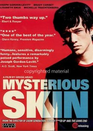 Mysterious Skin: Unrated