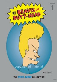 Beavis And Butt-Head: The Mike Judge Collection - Volume 1