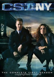 CSI: NY - The Complete First Season