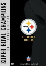 NFL Super Bowl Collection: Pittsburgh Steelers