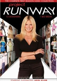 Project Runway: The Complete First Season
