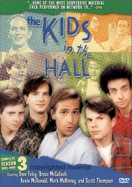 Kids In The Hall, The: Complete Season 3