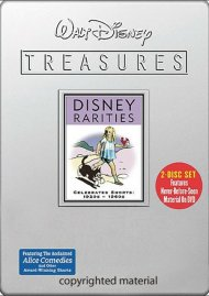 Disney Rarities, Celebrated Shorts: 1920s-1960s: Walt Disney Treasures Limited Edition Tin