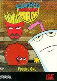Aqua Teen Hunger : Volumes 1 -  4
