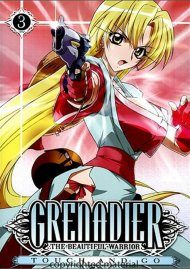 Grenadier: Volume 3 - Touch And Go